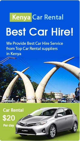 Kenya Car Rental